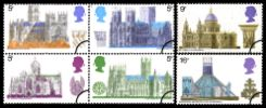 View enlarged 'British Cathedrals' Image.