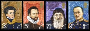 View enlarged 'Polar Explorers' Image.