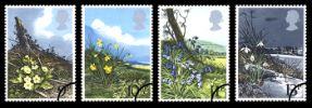 View enlarged 'Spring Flowers' Image.