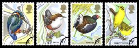 View enlarged 'British Birds 1980' Image.