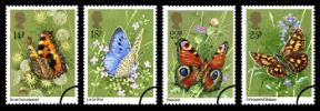 View enlarged 'Butterflies' Image.