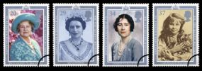 View enlarged 'Queen Mother 90th Birthday' Image.