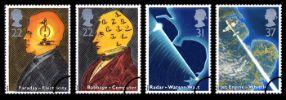 View enlarged 'Scientific Achievements' Image.
