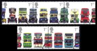 View enlarged 'Double Decker Buses: Stamps' Image.
