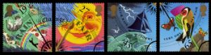 View enlarged 'The Weather: Stamps' Image.