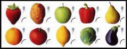 View enlarged 'Fun Fruit and Veg' Image.