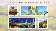 View enlarged 'Celebrating Northern Ireland: Miniature Sheet' Image.