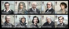 View enlarged 'Eminent Britons' Image.