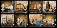 View enlarged 'Pioneers of the Industrial Revolution' Image.