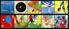 View enlarged 'Olympic Games: Series No.2' Image.