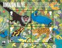 View enlarged 'WWF: Miniature Sheet' Image.