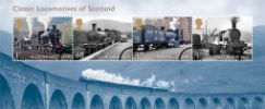 View enlarged 'Classic Locomotives: Series No.2: Miniature Sheet' Image.