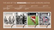 View enlarged 'House of Windsor: Miniature Sheet' Image.
