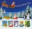 View enlarged 'Christmas 2012: Miniature Sheet' Image.