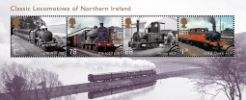 View enlarged 'Classic Locomotives: Series No.3: Miniature Sheet' Image.