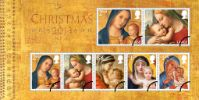 View enlarged 'Christmas 2013: Miniature Sheet' Image.