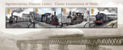 View enlarged 'Classic Locomotives: Series No.4: Miniature Sheet' Image.