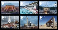 View enlarged 'Seaside Architecture' Image.