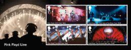 View enlarged 'Pink Floyd: Miniature Sheet' Image.