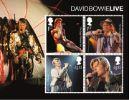 View enlarged 'David Bowie: Miniature Sheet' Image.