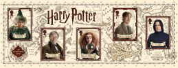 View enlarged 'Harry Potter: Miniature Sheet' Image.