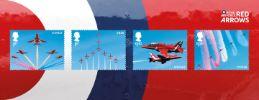 View enlarged 'RAF Centenary: Miniature Sheet' Image.