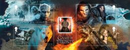 View enlarged 'Game of Thrones: Miniature Sheet' Image.