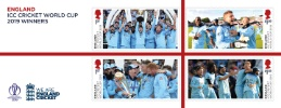 View enlarged 'Cricket World Cup: Miniature Sheet' Image.