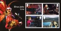 View enlarged 'Elton John: Miniature Sheet' Image.