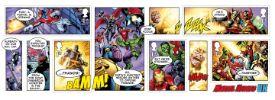 View enlarged 'Marvel: Miniature Sheet' Image.