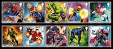 View enlarged 'Marvel' Image.