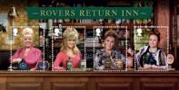 View enlarged 'Coronation Street: Miniature Sheet' Image.