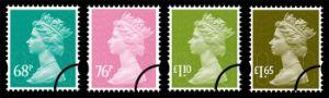 View enlarged 'Machins (EP): 68p, 76p, £1.10, £1.65' Image.