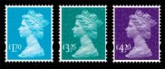 View enlarged 'Machins (EP): £1.70, £3.25, £4.20' Image.
