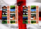 View enlarged 'Glorious England: Generic Sheet' Image.