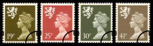 View enlarged 'Scotland 19p, 25p, 30p, 41p' Image.