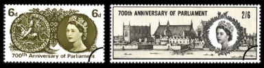 700th Anniv. of Parliament