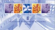Scottish Parliament: Miniature Sheet