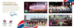 Memories of London 2012: Miniature Sheet