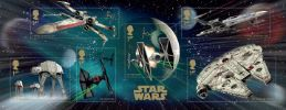 Star Wars: Miniature Sheet