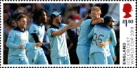 26.09.2019, Cricket World Cup: £1.60