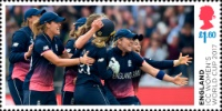 26.09.2019, Women's Cricket World Cup: £1.60
