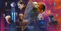 Star Trek: Miniature Sheet