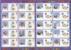 Christmas: Generic Sheet 2005 Robins