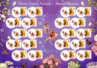 Smilers for Kids: Almond Blossom: Generic Sheet