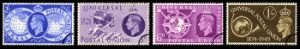 Click to view all covers for Universal Postal Union
