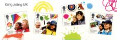 Click to view all covers for Girl Guiding: Miniature Sheet