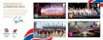 Click to view all covers for Memories of London 2012: Miniature Sheet