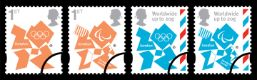 Click to view all covers for Olympic Emblems