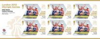 Click to view all covers for Rowing - Women's Pair: Olympic Gold Medal 1: Miniature Sheet